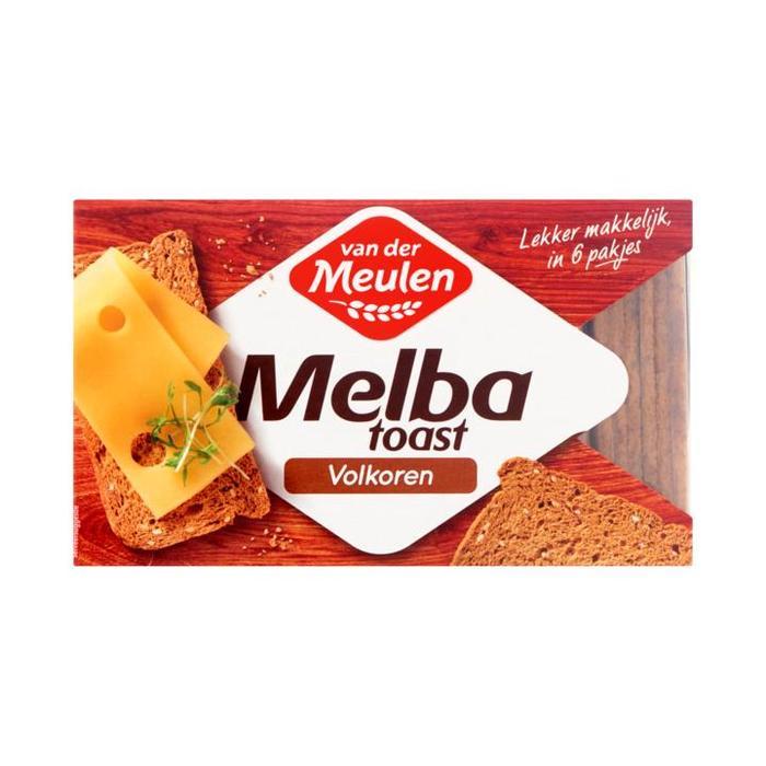 Van der Meulen, Melba Toast (Stuk, 100g)