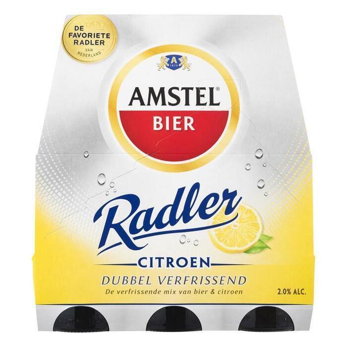 Amstel Bier Radler (rol, 6 × 30cl)