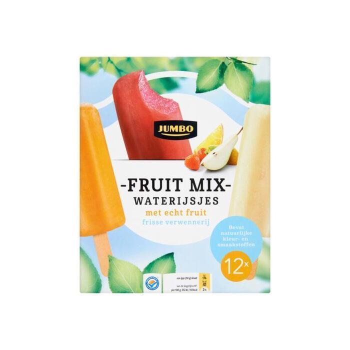 Waterijs Fruit Mix (12 × 50g)