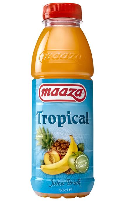 Tropical (petfles, 0.5L)