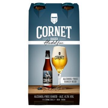 CORNET Alcohol-free 4x33 cl fles (4 × 33cl)