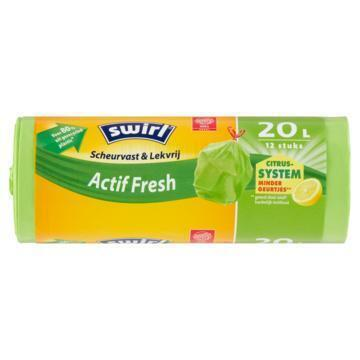 Swirl Actif Fresh 20 L 12 Stuks