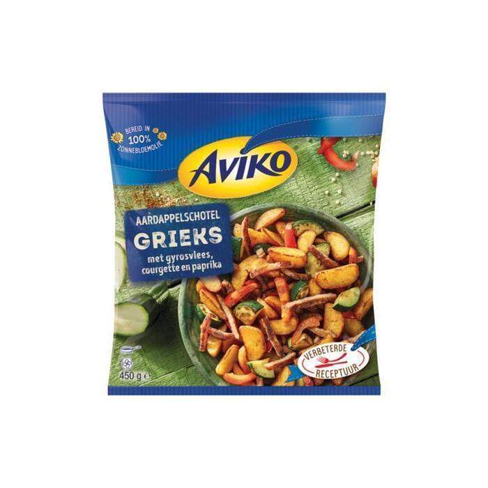 Aardappelschotel Grieks (Stuk, 450g)