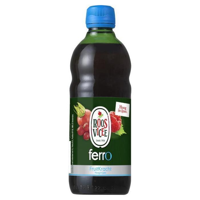 Ferro Fruitkracht (Stuk, 0.5L)