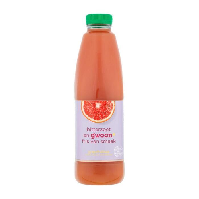 g'woon Grapefruitsap (1L)