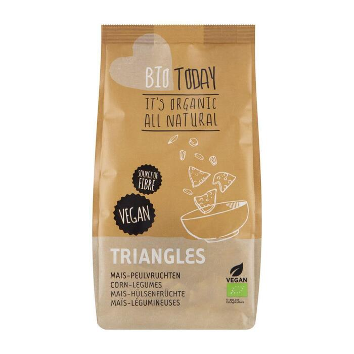 Bio Today Triangle mais peulvruchten (80g)