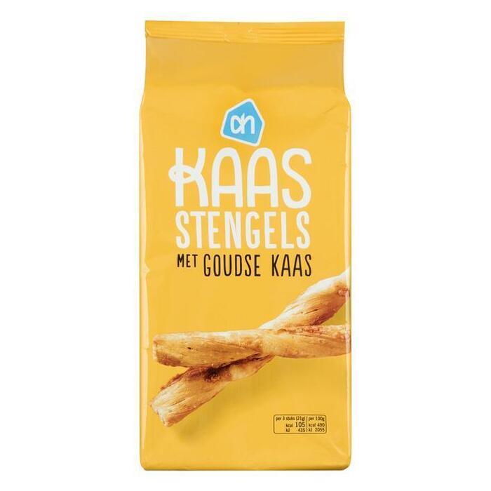 AH Krokante stengels kaas (150g)