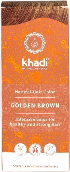 Golden brown hair colour (100g)