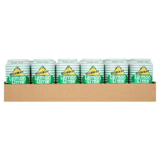 Highway Lemon (24 × 33cl)