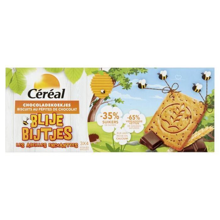 Cereal Maya chocoladekoekjes suikerbewust (250g)