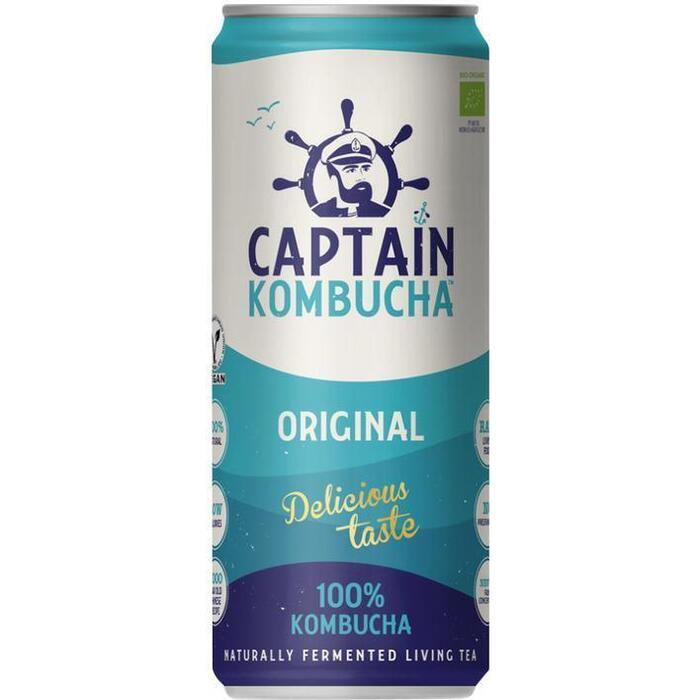 Captain Kombucha Original (250ml)