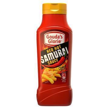 Red Hot Samurai Sauce (0.65L)
