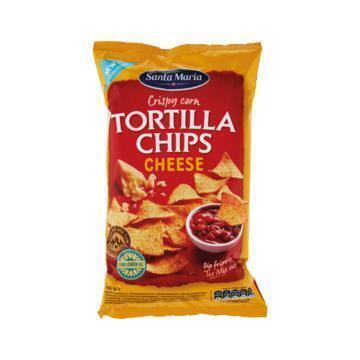 Tortilla chips cheese (185g)