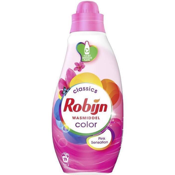 Robijn Wasmiddel pink sensation color (0.66L)