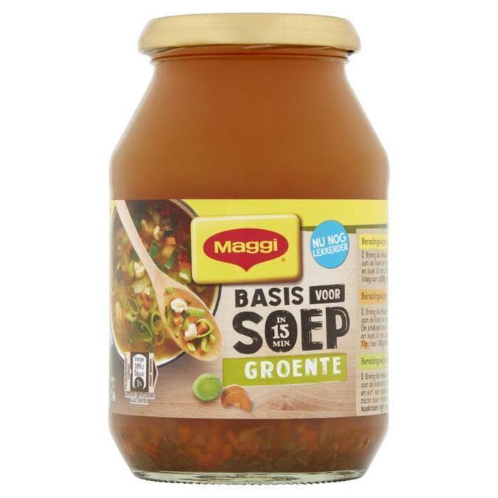 Maggi Basis voor groentesoep (48.5cl)