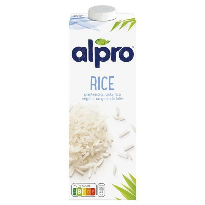 Alpro Rice Original (Stuk, 1L)