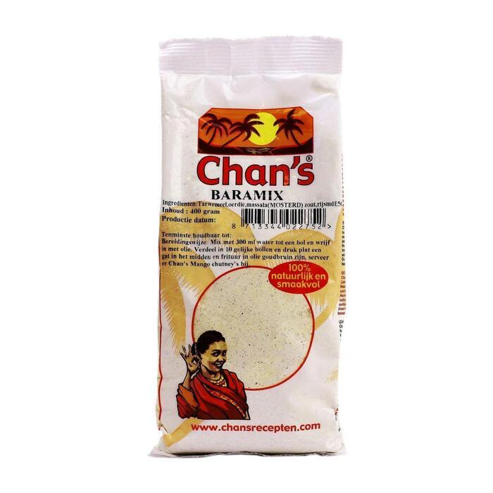 Chan's Baramix (400g)