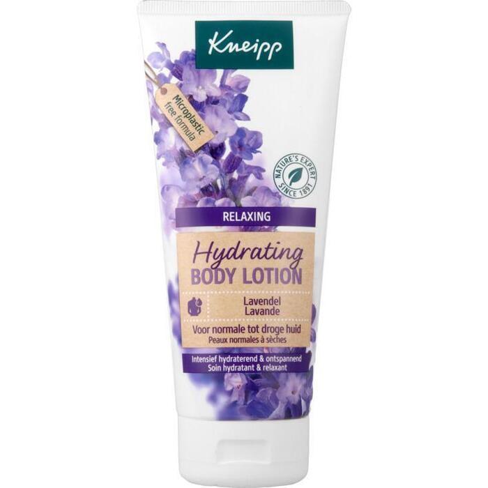 Kneipp Bodylotion lavendel (200ml)