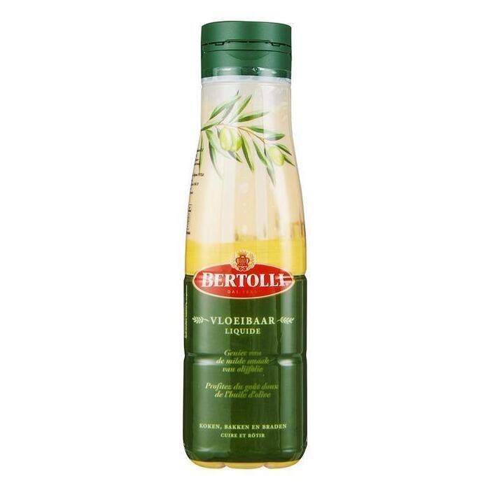 Bertolli Vloeibaar met olijfolie (0.5L)