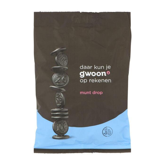 g'woon Munt drop (400g)