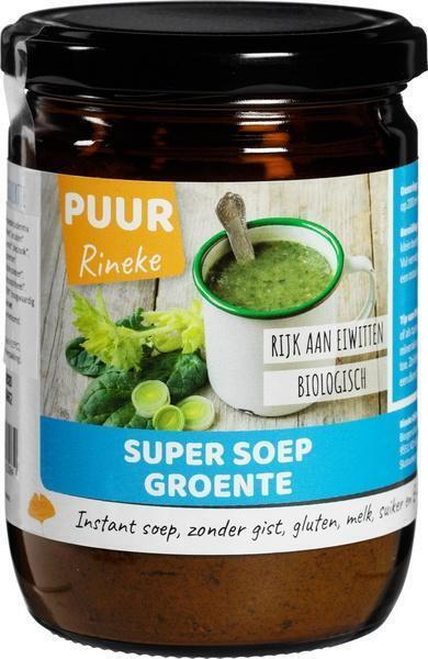 Super soep groente (224g)
