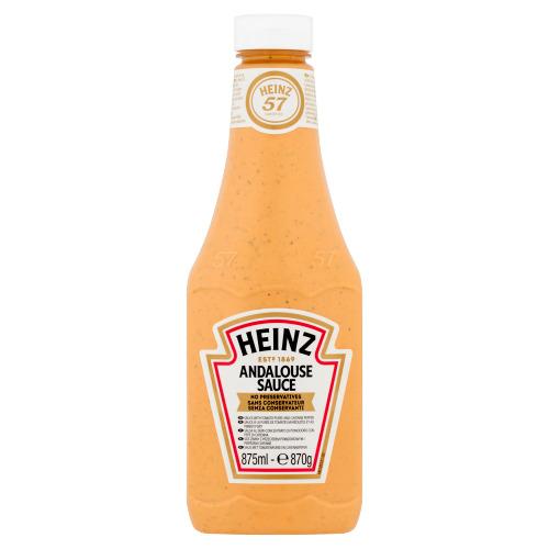 Heinz Andalouse Sauce 870 g (870g)