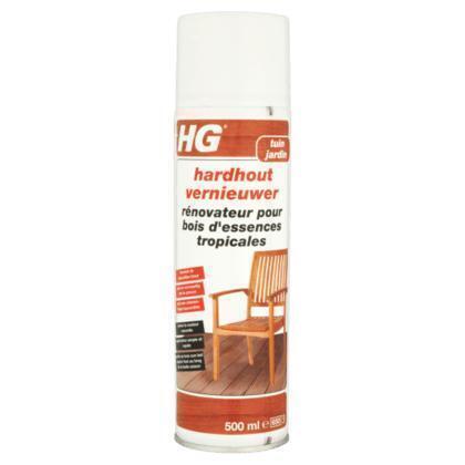 Hardhouten tuinmeubelvernieuwer (0.5L)
