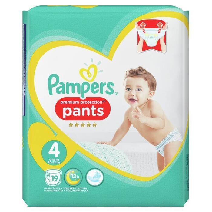 Pants Premium protection maat 4 pak (19 st.)