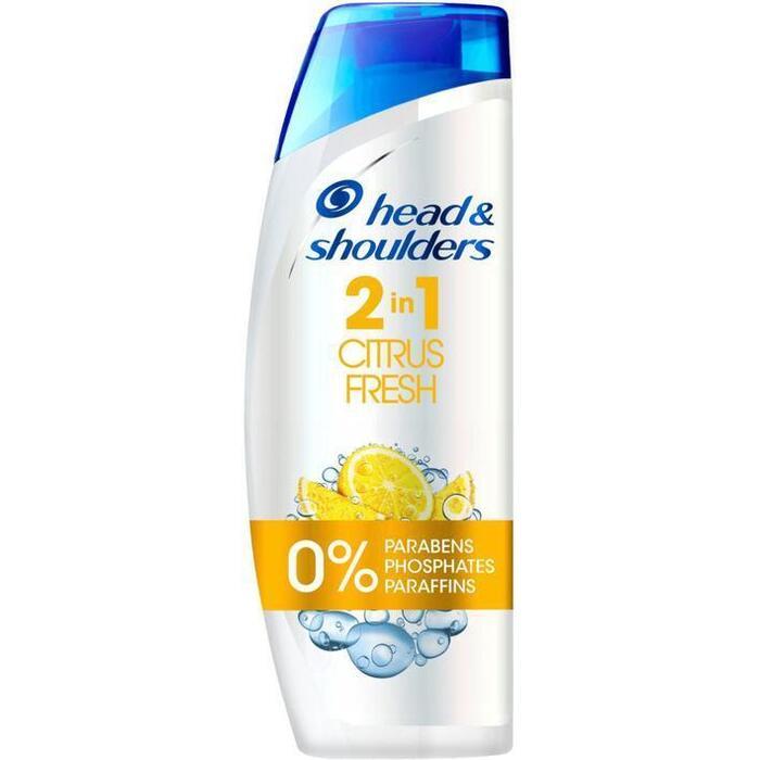Head & Shoulders Citrus Fresh 2-in-1 Anti-roos Shampoo270ml (270ml)