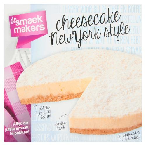 De Smaek Makers Cheesecake New York Style 400 g (400g)