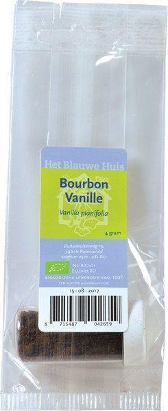 Vanille bourbon poeder (4g)