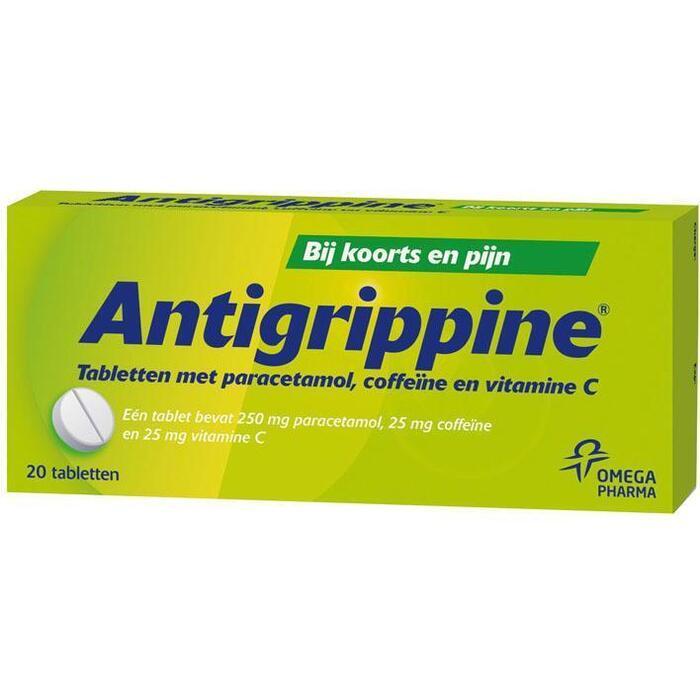 Antigrippine (20 st.)
