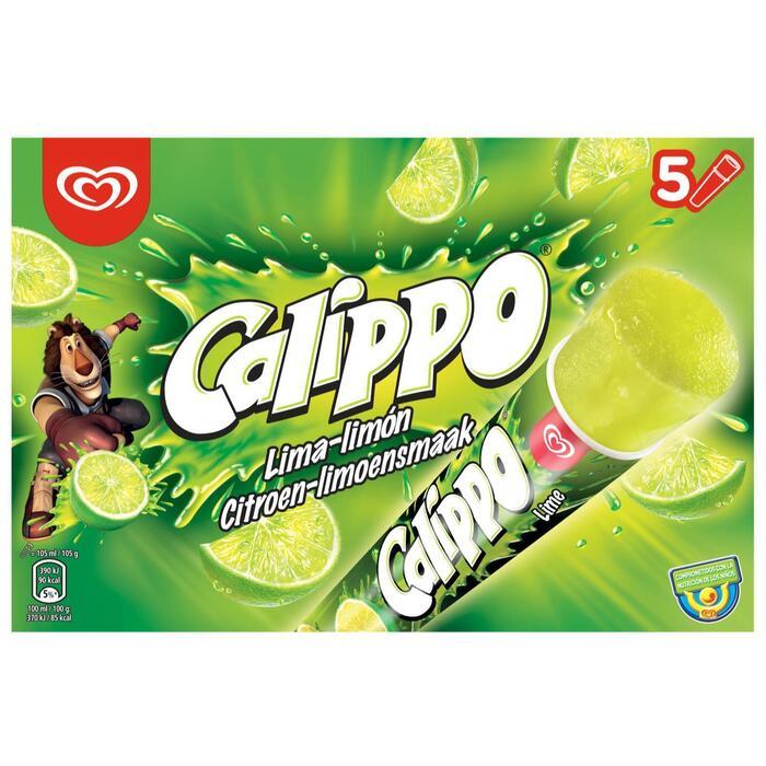 Ola Calippo Lime 5mp 105ml 6x (0.52L)