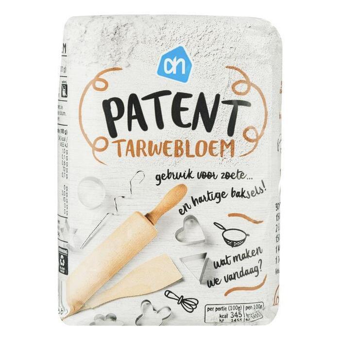 Patent Tarwebloem (r, 500g)