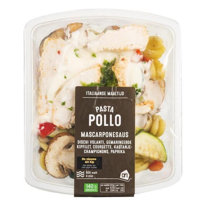 AH Verse pasta pollo (450g)