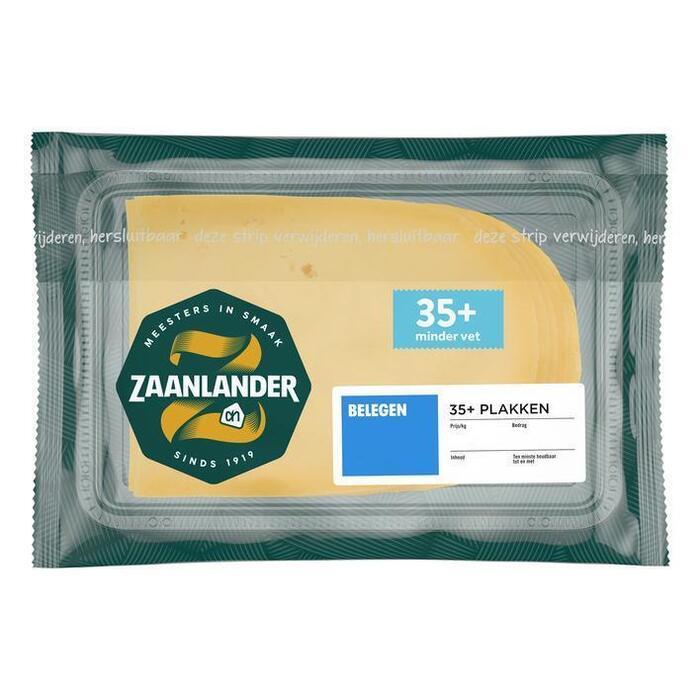 Zaanlander Belegen kaas 35+ plakken (245g)