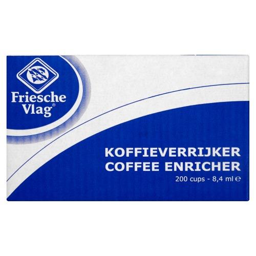 Friesche Vlag Koffieverrijker 200 Stuks 8,4 ml (200 × 8.4ml)