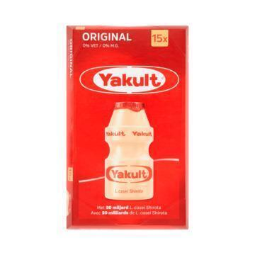 Yakult original (15 × 65ml)