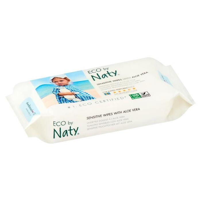 Naty Babydoekjes aloe-vera (56 st.)