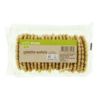 Galette wafels (250g)