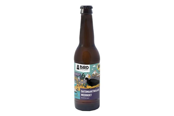 Bird Brewery Datsmaaktnaar meerkoet (33cl)