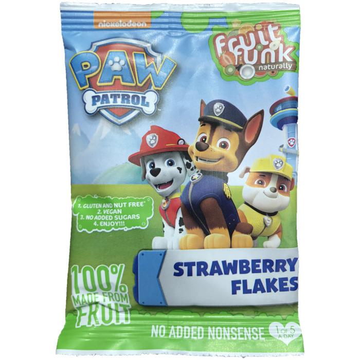 Fruitfunk Paw Patrol Strawberry Flakes 16g (16g)