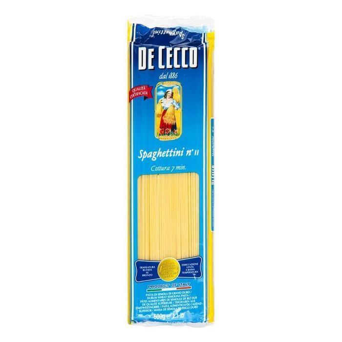 De Cecco Spaghettini n°11 500g (500g)