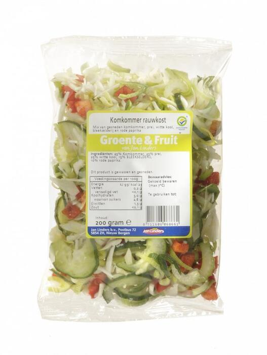 Komkommer rauwkost (150g)