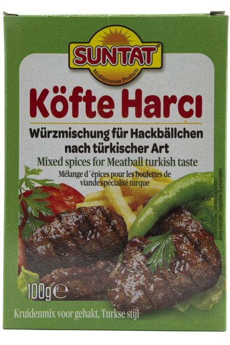 Baktat Hamburgerkruiden (100g)