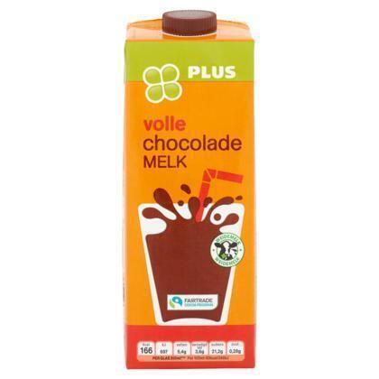 Volle chocolademelk (drankkarton, 1L)