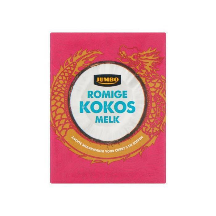 Jumbo Romige Kokosmelk 200 ml (200ml)