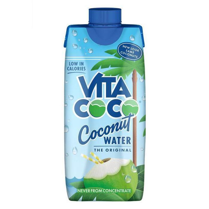 Coconut Water (pak, 33cl)