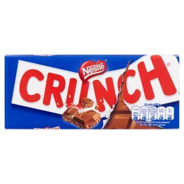 Crunch Tablet (reep, 100g)