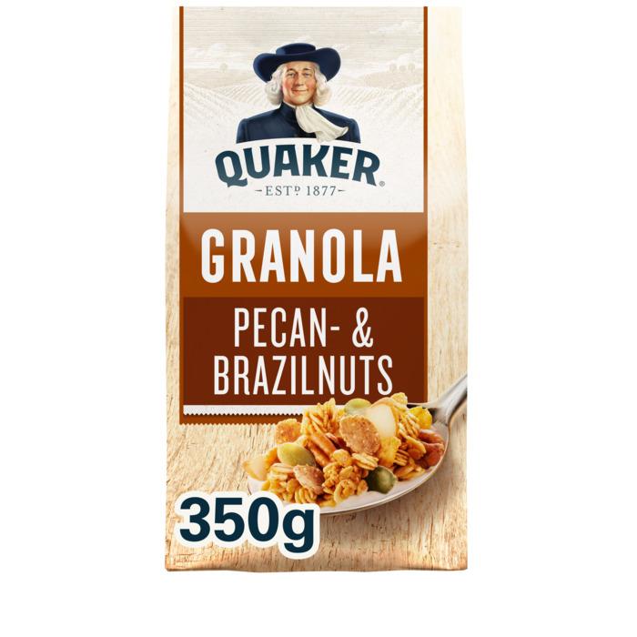Crunchy Muesli pecan & paranoten (Stuk, 350g)